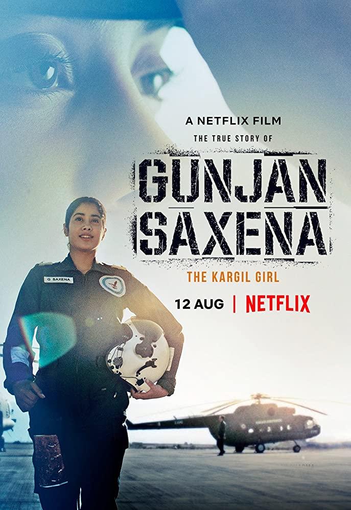 Gunjan Sexena The Kargil Girl (2020) | Download Bollywood Movie