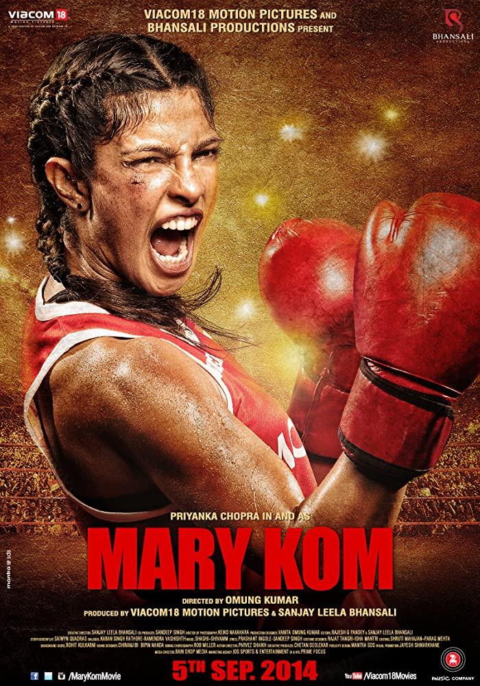 Mary Kom (2014)   Download Bollywood Movie
