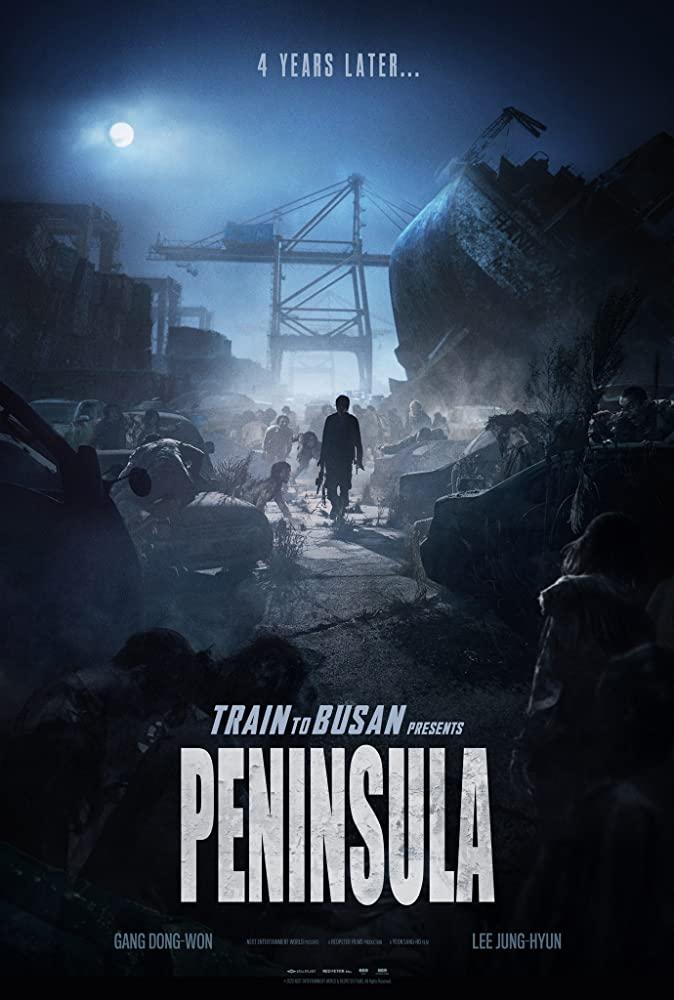 Train to Busan 2 Peninsula (2020)   Download Korean Movie
