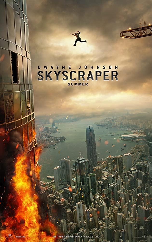 Skyscraper (2018) | Download Hollywood Movie