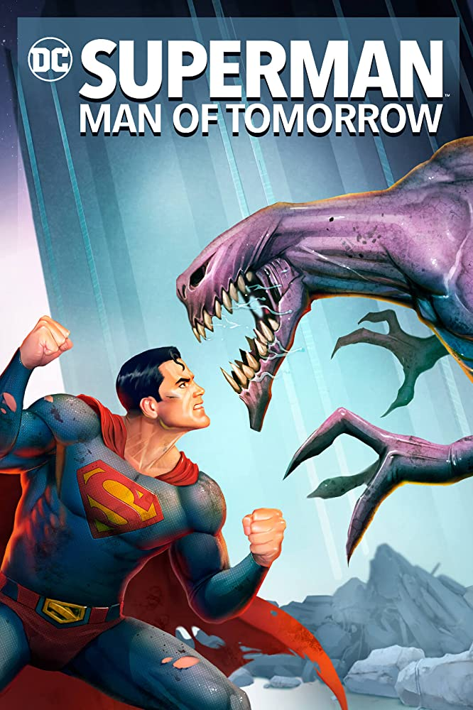 download superman man of tomorrow hollywood movie