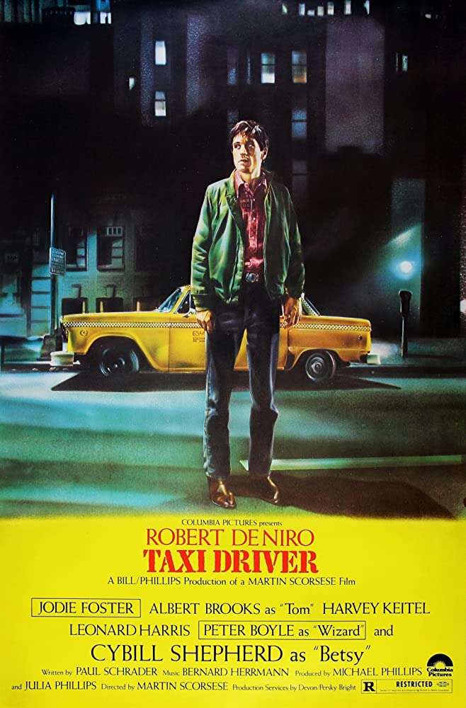 Taxi Driver (1976)   Download Hollywood Movie