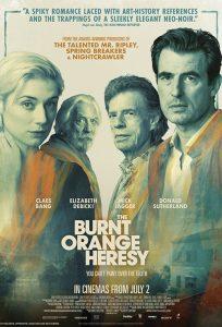 The Burnt Orange Heresy (2019) | Download Hollywood Movie