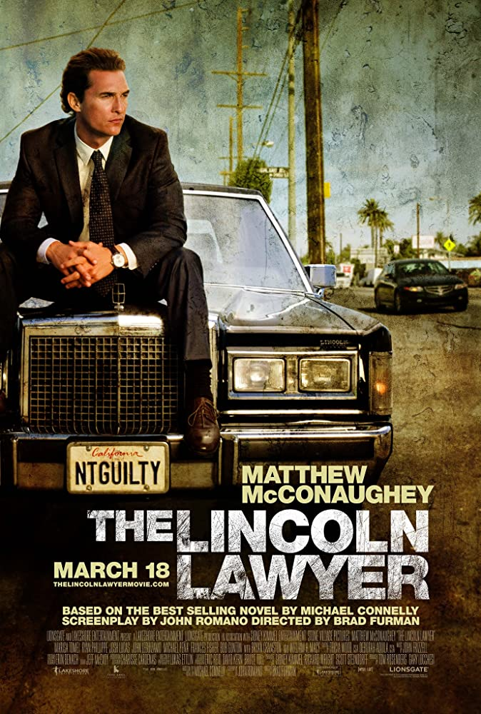 The Lincoln Lawyer (2011) | Download Hollywood Movie