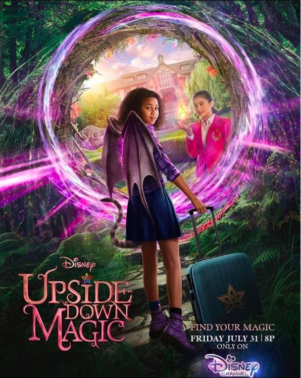 Upside Down Magic (2020) | Download Hollywood Movie