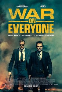 War on Everyone (2016) | Download Hollywood Movie