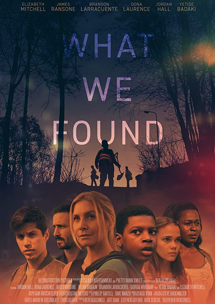 What We Found (2020)   Download Hollywood Movie