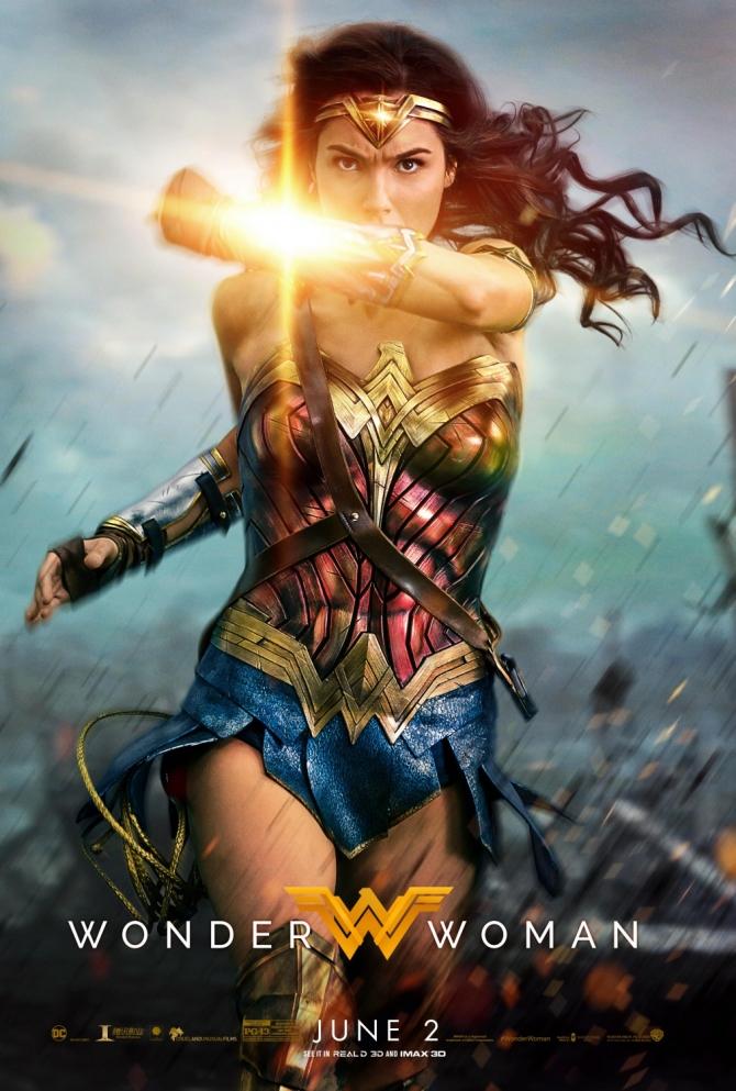 Wonder Woman (2017) | Download Hollywood Movie