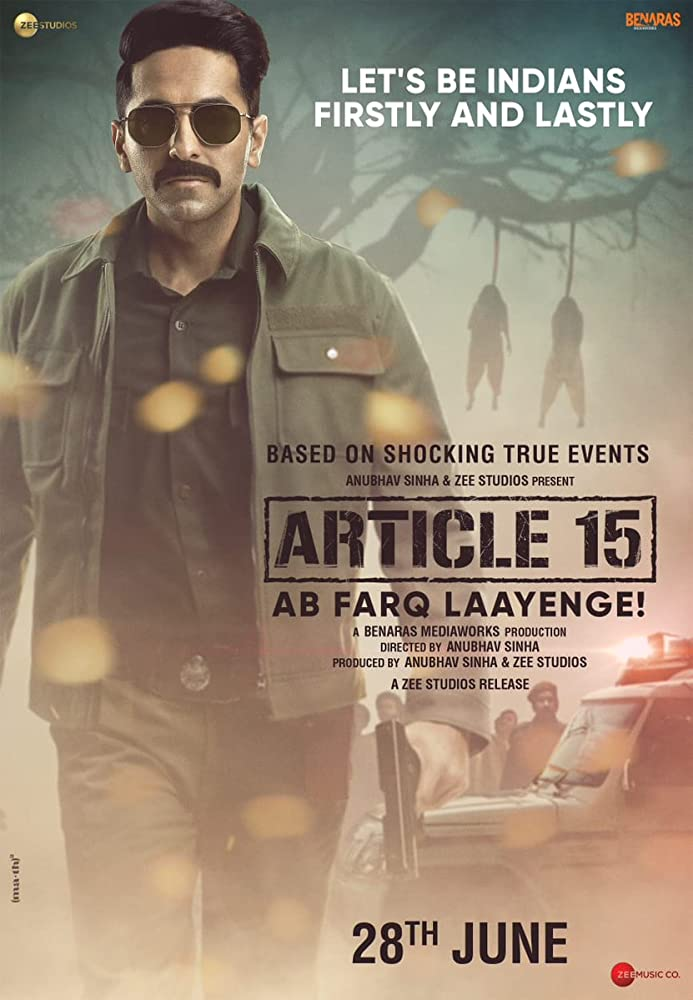 Article 15 (2019) | Download Bollywood Movie