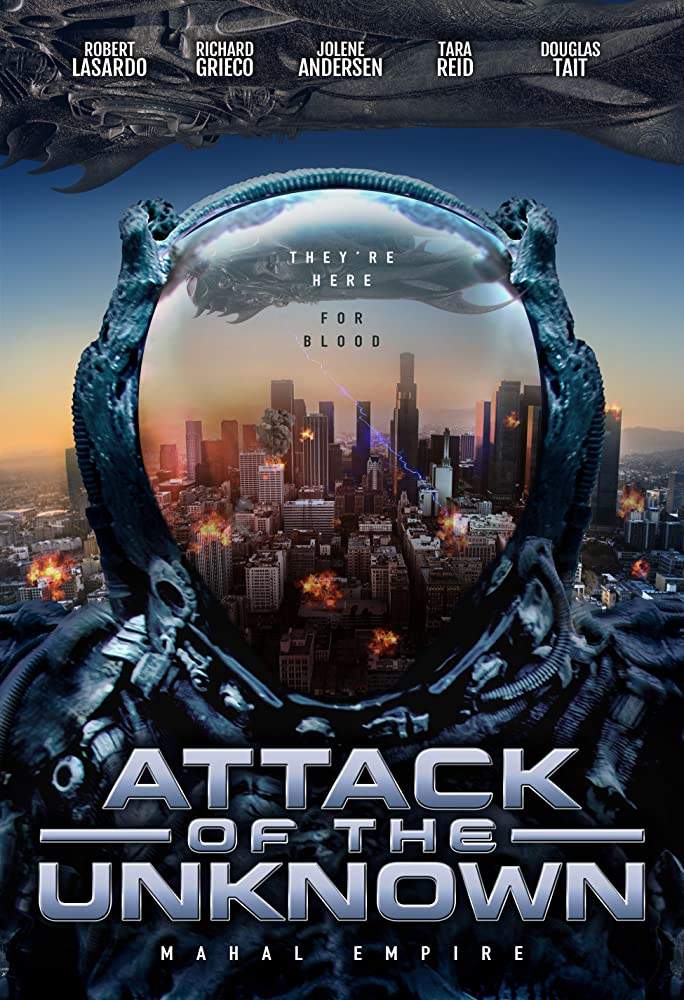Attack of the Unknown (2020)   Download Hollywood Movie