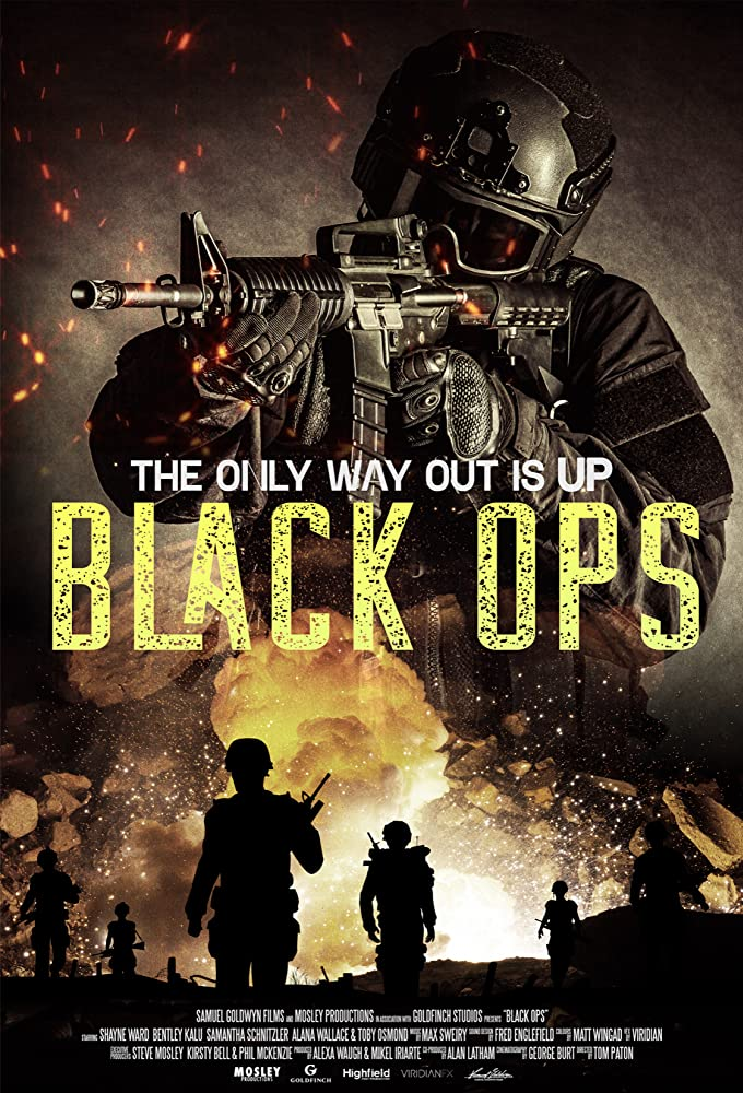 Black Ops aka Stairs (2019)   Download Hollywood Movie