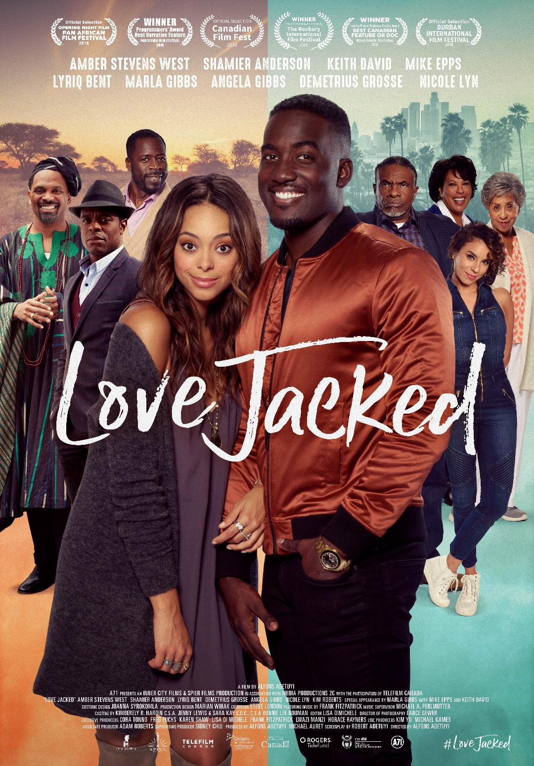 Love Jacked (2018)   Download South African Movie