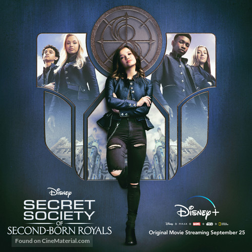 Secret Society of Second Born Royals (2020) | Download Hollywood Movie