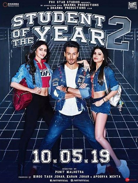 Student of the Year 2 (2019) | Download Bollywood Movie