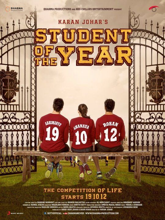 Student of the Year (2012) | Download Bollywood Movie