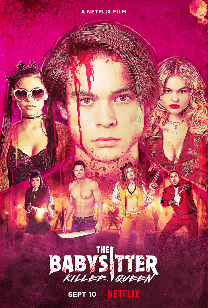 The Baby Sitter Killer (2020) | Download Hollywood Movie