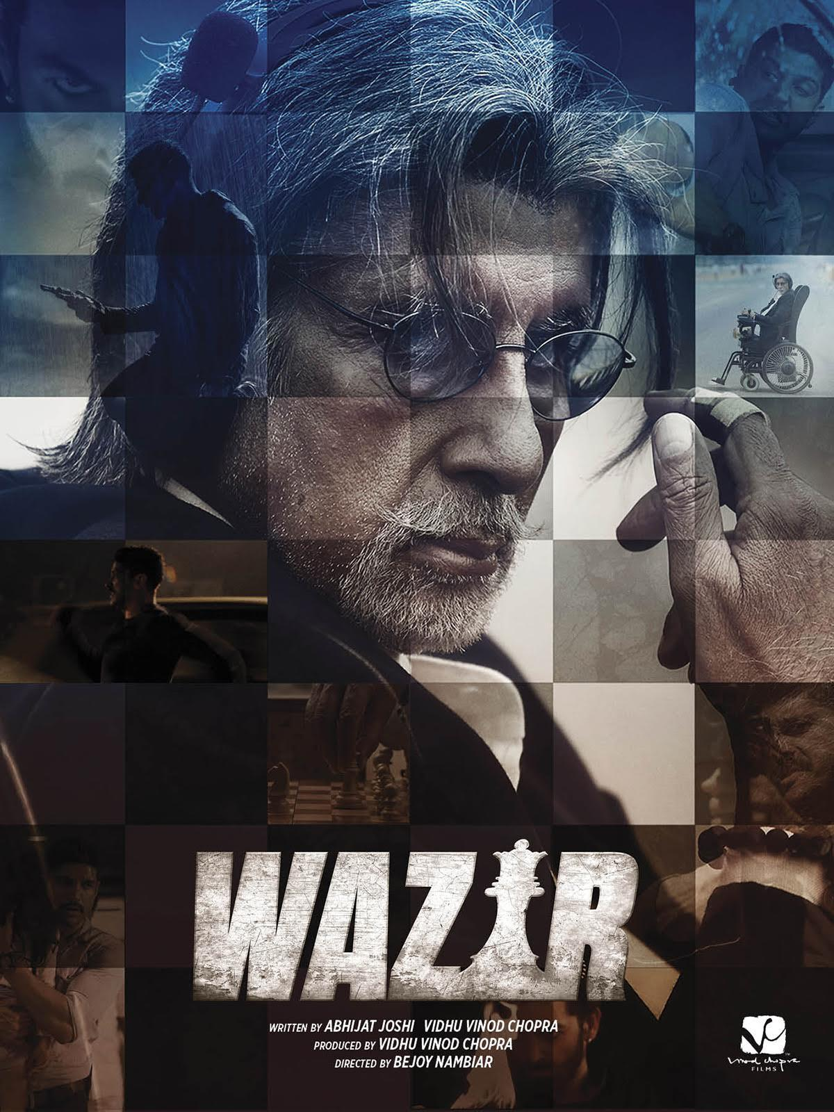 Wazir (2016)   Download Bollywood Movie