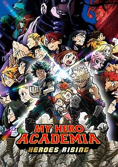 My Hero Academia : Heroes Rising   Download Japanese Animation