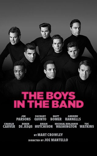 download the boys in the band hollywood movie