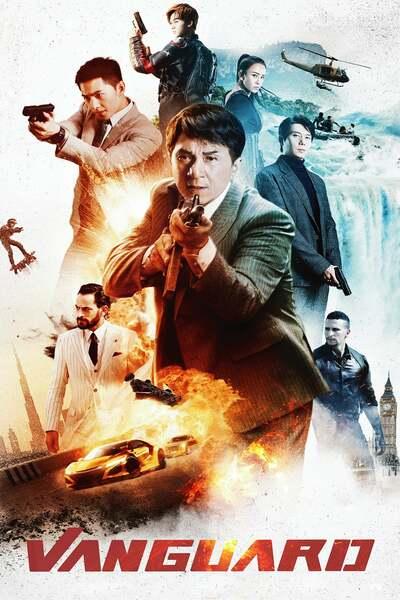 Vanguard (2020)   Download Chinese Movie