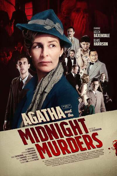 Agatha and the Mignight Murders (2020) | Download Hollywood Movie