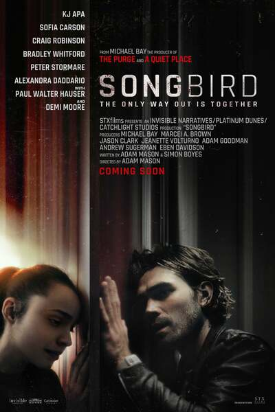 Songbird (2020)   Download Hollywood Movie
