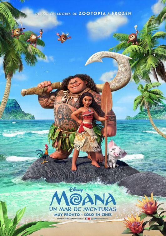 Moana (2016)   Download Hollywood Movie