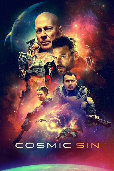 Cosmic Sin (2021) | Download Hollywood Movie