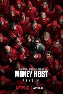 Read more about the article Money Heist S04 ( Complete )  | TV Series