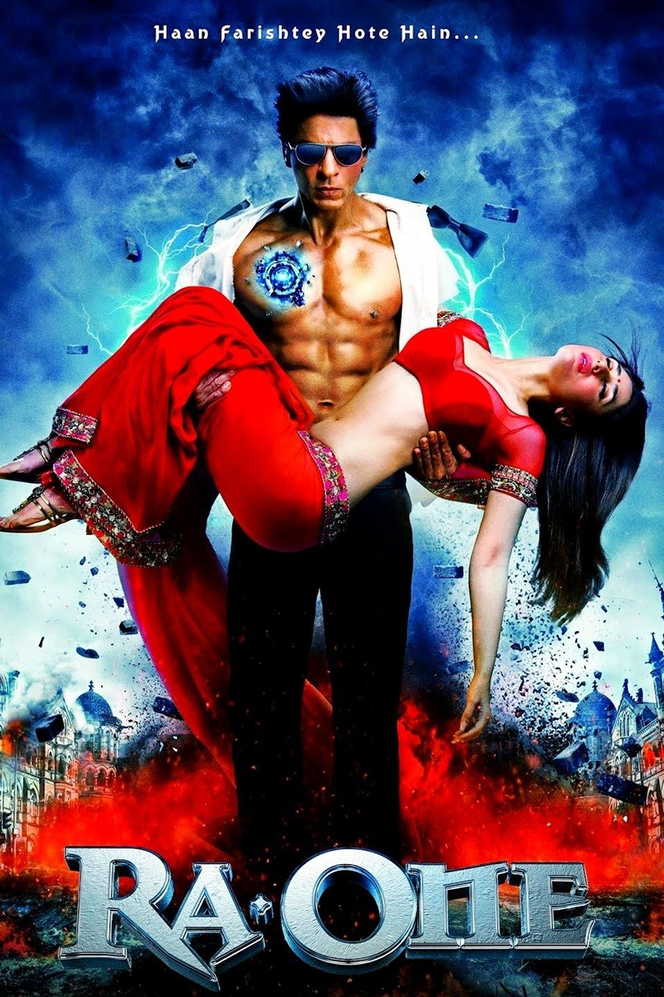 Ra.One (2011) | Download Bollywood Movie