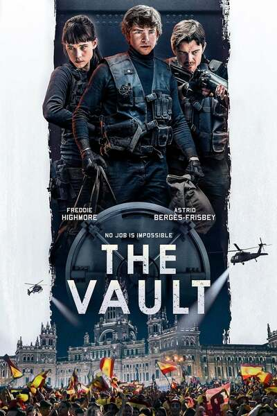 The Vault / Way Down (2021) | Download Hollywood Movie