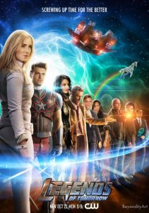 download legends of tomorrow hollywood series