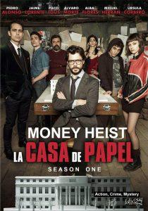 Money Heist S01 ( Complete )  | TV Series