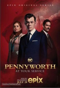 Pennyworth S01 and S02 ( Complete )  | TV Series