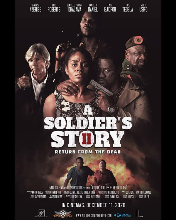 Read more about the article A Soliders Story 2 (2020)   Download Nollywood Movie