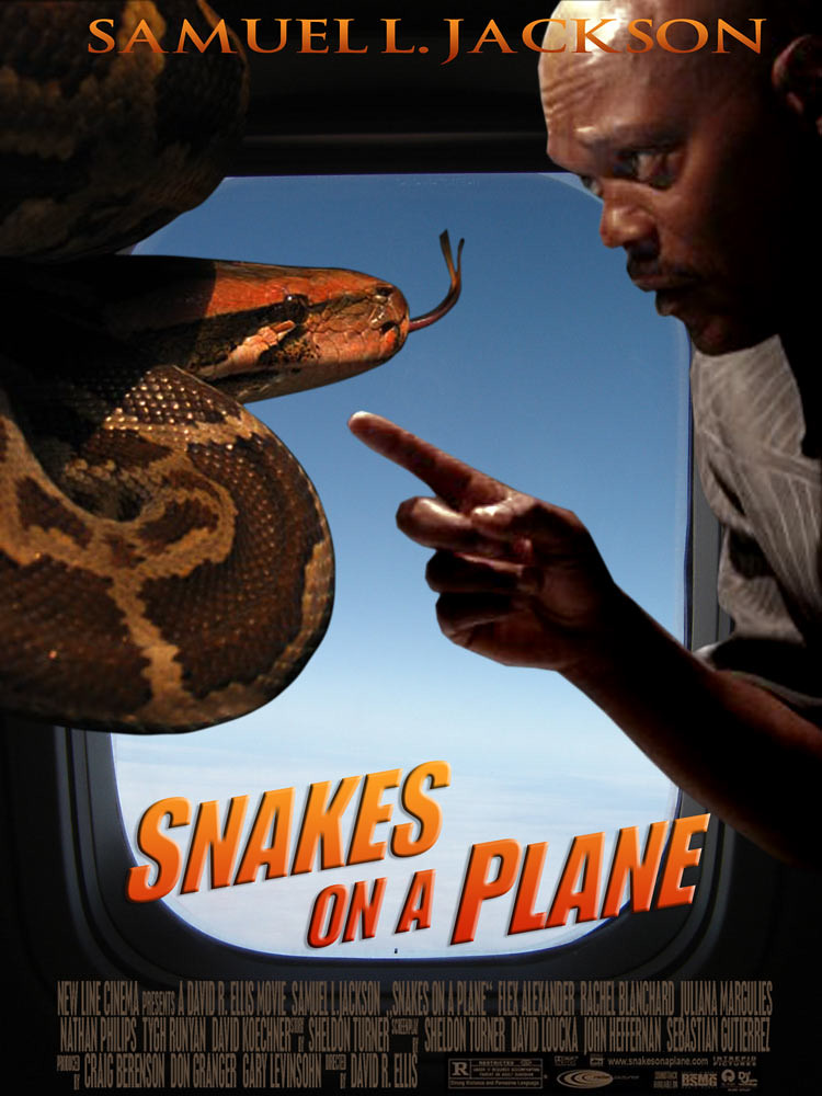 download snakes on a plane hollywood movie
