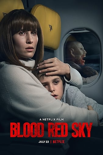 Read more about the article Blood Red Sky (2021) | Download GERMAN Movie