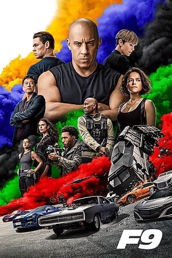 DOWNLOAD Fast and Furious F9 The Fast Saga (2021)