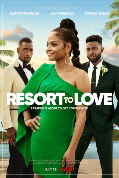 DOWNLOAD Resort to Love (2021)
