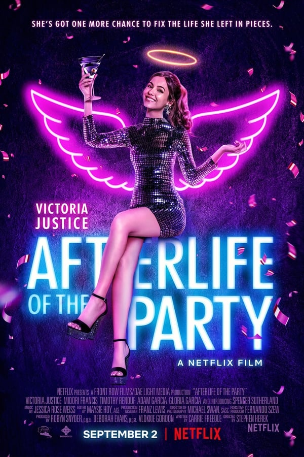 Read more about the article Afterlife of the Party (2021)   Download Hollywood Movie