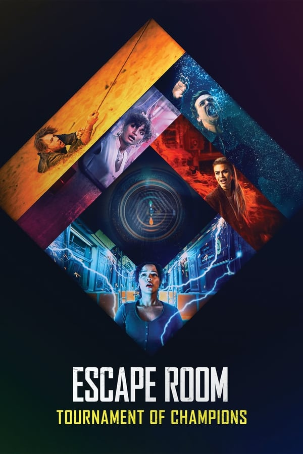 Read more about the article Escape Room Tournament of Champions (2021) | Download Hollywood Movie