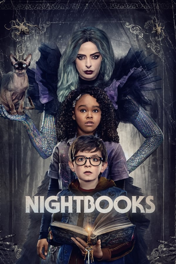 Read more about the article Nightbooks (2021) | Download Hollywood Movie