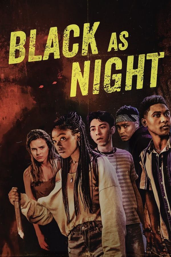 black as night hollywood movie