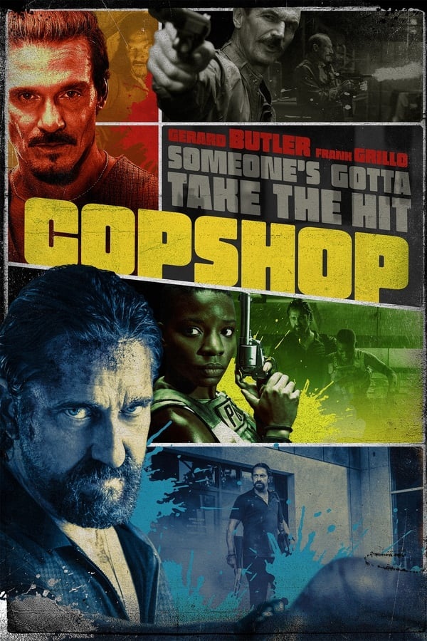 Read more about the article Copshop (2021) | Download Hollywood Movie
