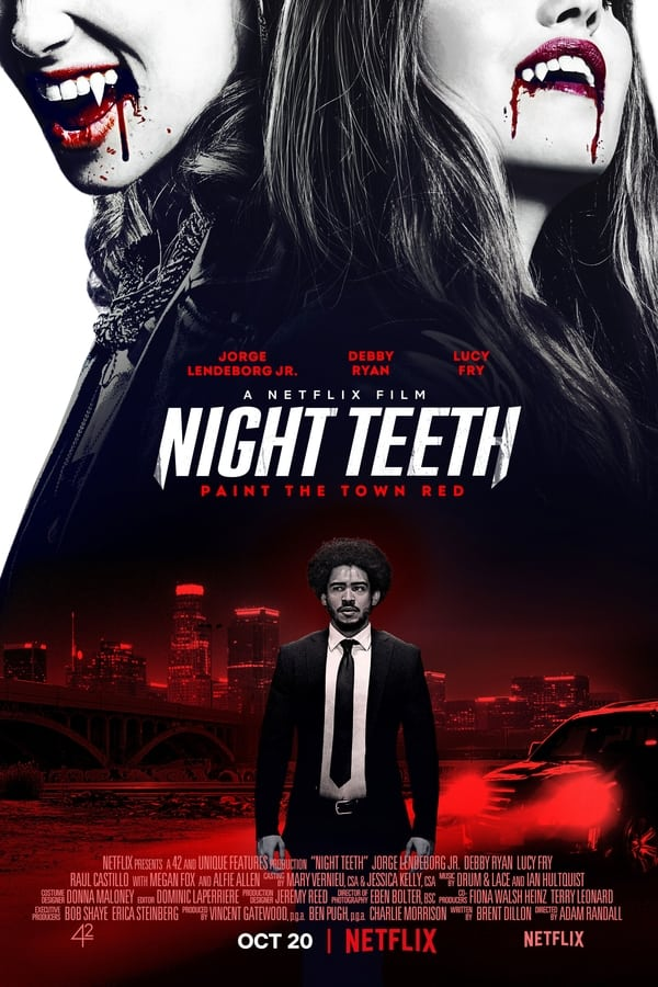 Read more about the article Night Teeth (2021) | Download Hollywood Movie
