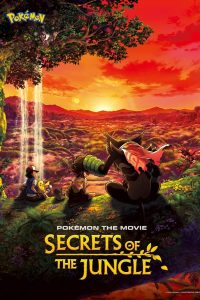 download Pokémon the Movie: Secrets of the Jungle hollywood movie