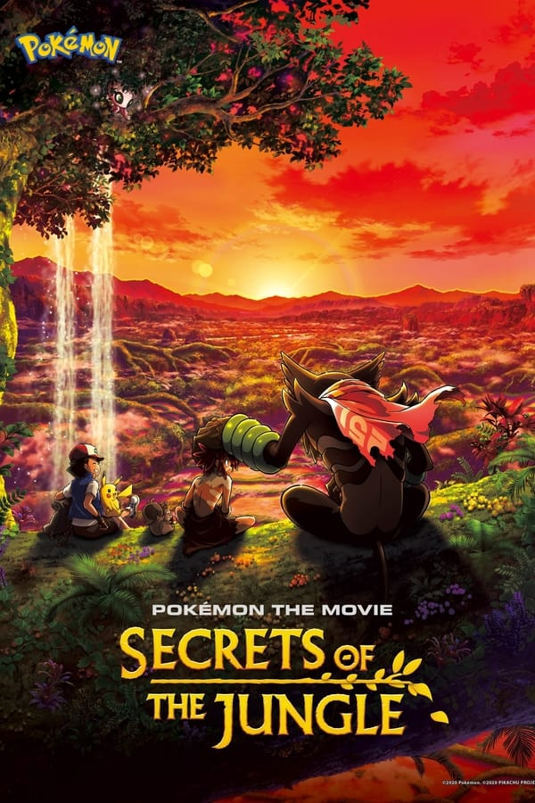 Read more about the article Pokémon the Movie: Secrets of the Jungle DUBBED | Download Japanese Animation