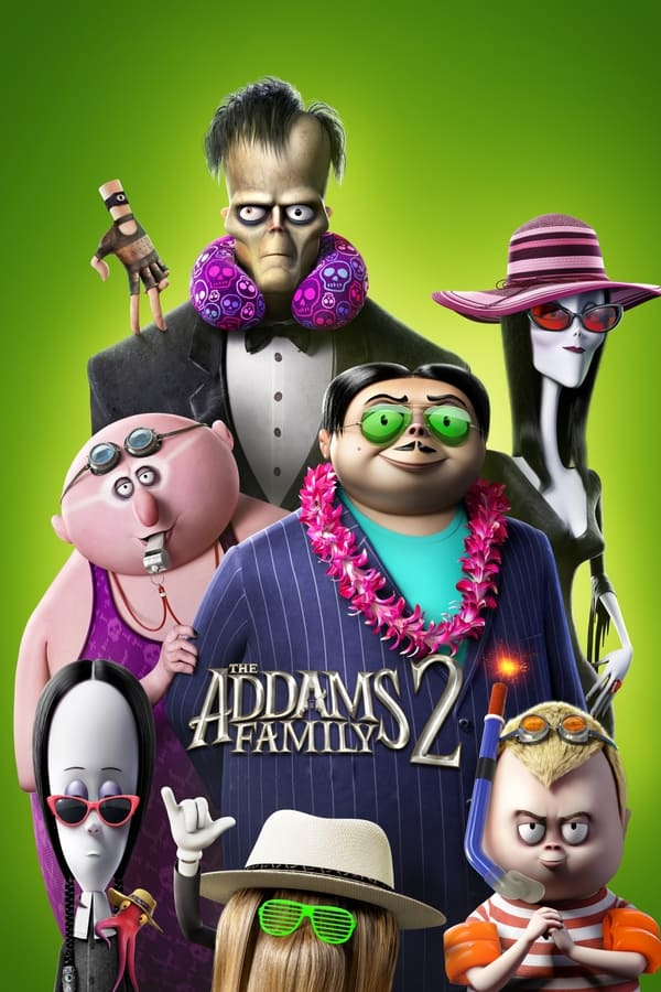 Read more about the article The Addams Family 2 (2021) | Download Hollywood Movie